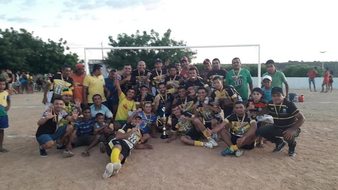 Caixa D'Água vence 18ª edição do campeonato de futebol de Altaneira, mas pode perder