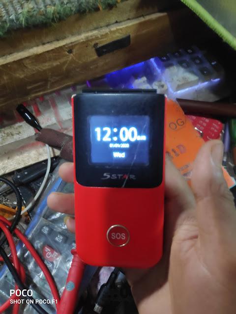 5star BD21 Flash File SC6531E CM2 Read Firmware