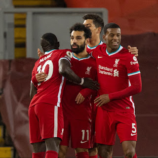 EPL: Liverpool Belasah Wolverhamptom!