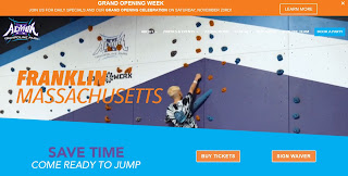 For more about Altitude Trampoline Park, visit their web page