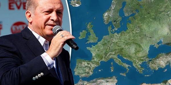 Η Παγκόσμια Νήσος και το πόκερ του Ερντογάν