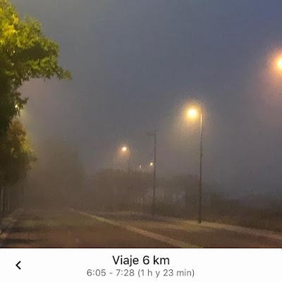 Niebla,