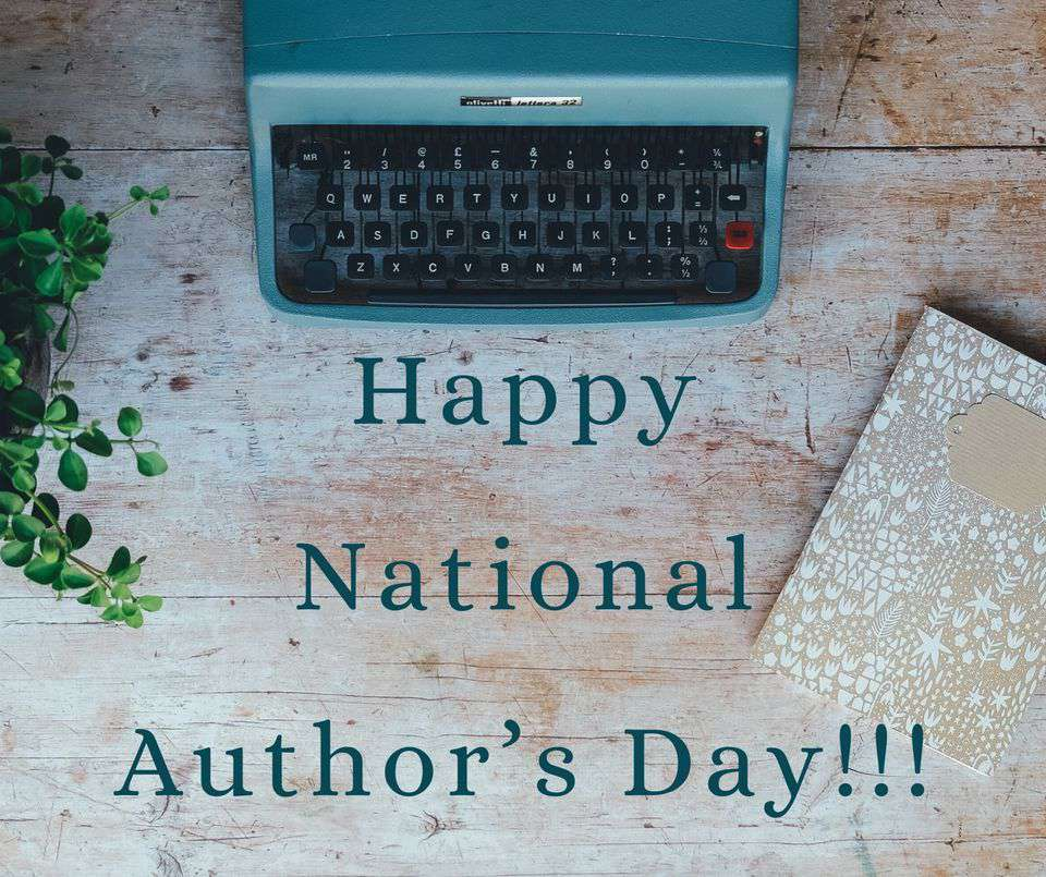National Author's Day Wishes Awesome Images, Pictures, Photos, Wallpapers