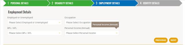 employye details