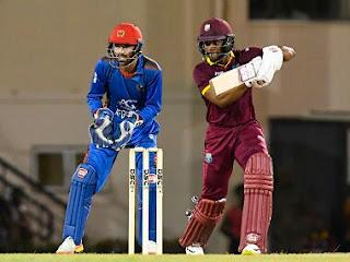 West Indies vs Afghanistan 2nd ODI 2017 Highlights