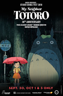 My Neighbor Totoro 1988 Dual Audio WEB HDRip 480p 300Mb world4ufree