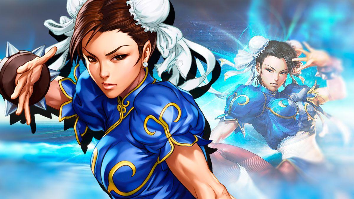 Chun-Li, the strongest woman in the world