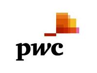 Logo firmy PwC