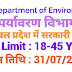 हिमाचल प्रदेश पर्यावरण विभाग भर्ती Department of Environment Recruitment