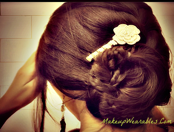 Swell How To French Braid Your Own Hair Hairstyles Tutorial Video Short Hairstyles Gunalazisus