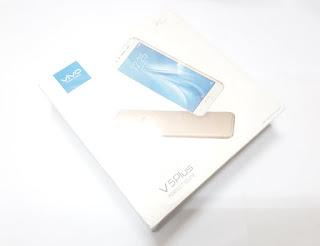 Hape VIVO V5 Plus Perfect Selfie New Dual Selfie Camera 20MP RAM 4GB Barang Sisa Stok
