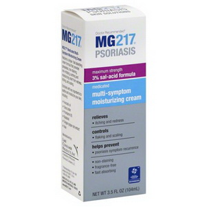 Kem Trị Ngăn Ngừa Vẩy Nến MG217 Psoriasis Medicated Hàng Mỹ Xách Tay