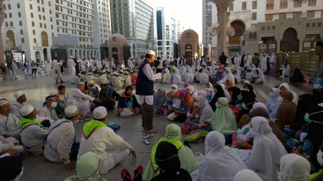 Sembilan Jemaah Haji Meninggal Dunia di Madinah