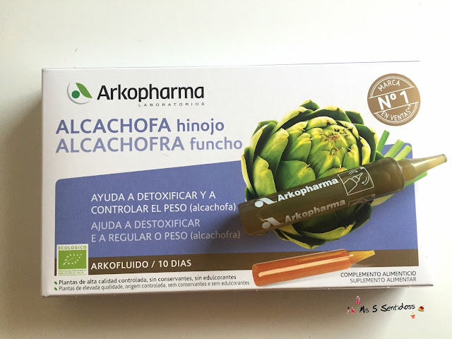 Arkodetox Alcachofa