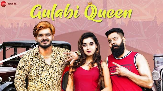 Gulabi Queen Lyrics - Aisha, Arshima S & Maddy A | Eshan Bhati | Sunny Andy Chora