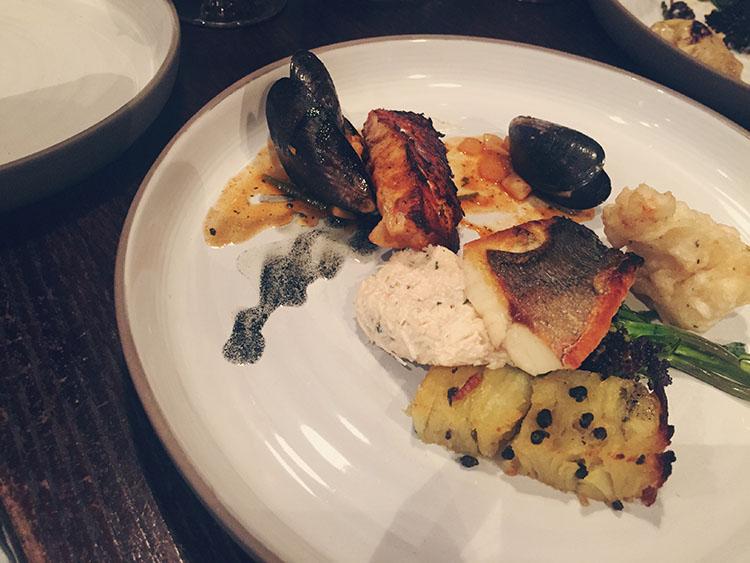 Adelphi Kitchen fish