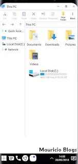 explorador de archivos tipo windows para android