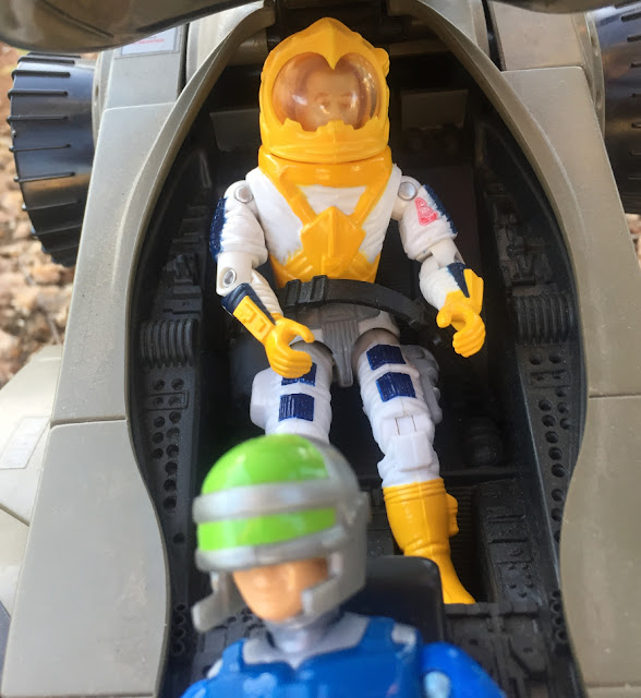 1989 Payload, 1990 Retaliator, 1994 Star Brigade Gears