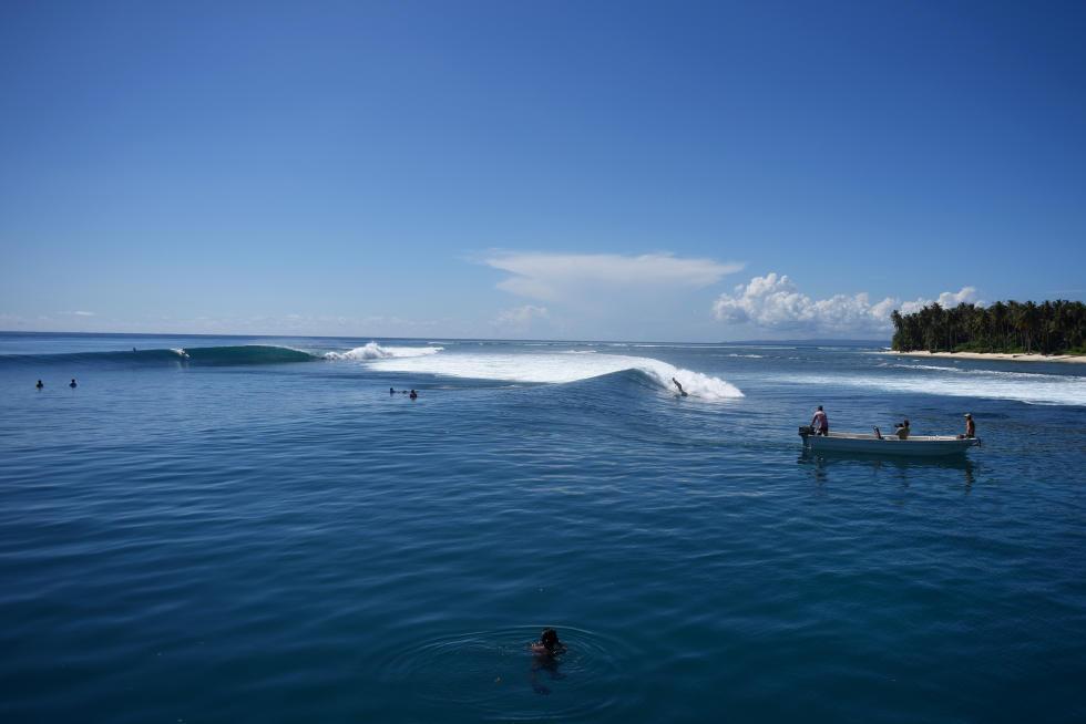 13 HTs Mentawai Rip Curl Pro foto WSL