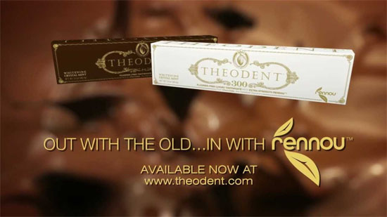 Theodent tooth paste 2