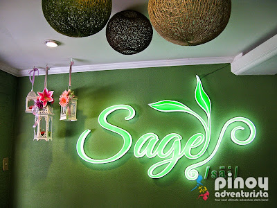Sage Restaurant Menu in Baguio City
