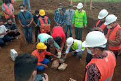 Bupati Hery Resmikan Pembangunan 32 BST 4G POI Ruteng Bantuan Kemenkominfo RI