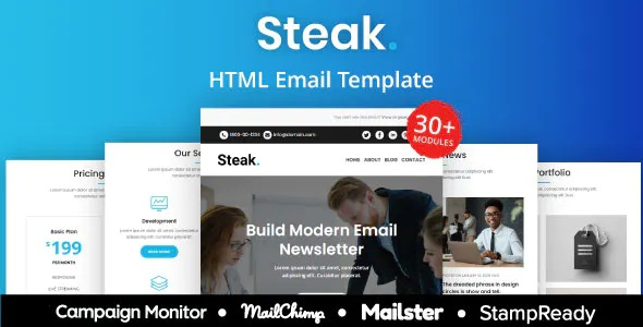 Best Multipurpose Responsive Email Template