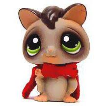 Littlest Pet Shop Tubes Sugar Glider (#432) Pet