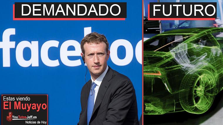Usuarios Demandan a Facebook por guardar sus llamadas, Usuarios Zombis, Nvidia Coche y + | El Muyayo