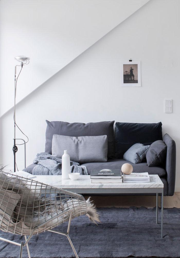PUNTXET 30 metros cuadrados de elegancia y sencillez #deco #decoracion #decoration #hogar #home #loft #estilonordico #nordicstyle #estiloescandinavo #sandinavianstyle #salon #livingroom