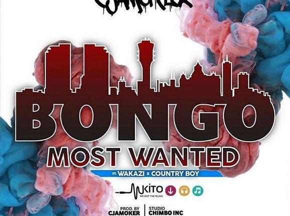 AUDIO   Cjamoker Ft  Wakazi & Country Boy - Bongo Most Wanted