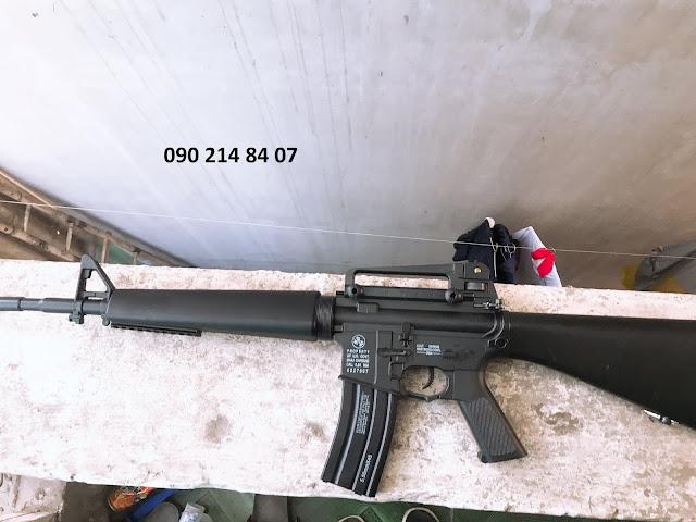 Súng đạn thạch M16-1