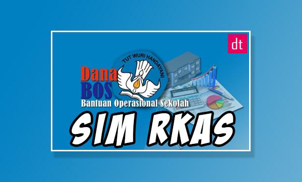 Download Buku Panduan Aplikasi RKAS Dana BOS