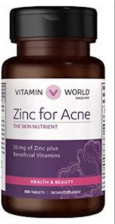 Zinc-Supplements-for-glowing-skin