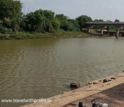 बेतवा नदी का घाट विदिशा -  Betwa River Ghat Vidisha