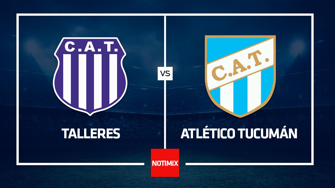EN VIVO: Talleres quiere consolidar su buen inicio en la Copa Diego Maradona ante Atlético Tucumán