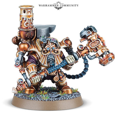 warhammer age of sigmar kharadron overlords endrinmaster engineer