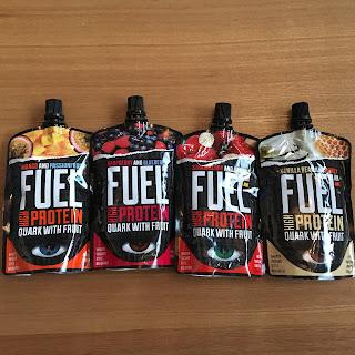Fuel10K Fruit with Quark pouches