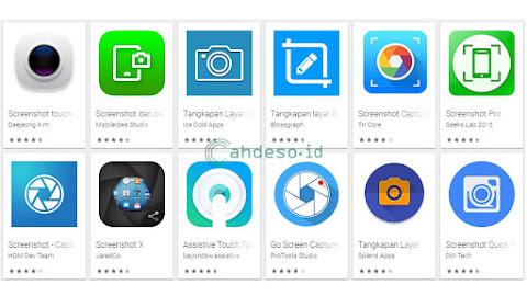 Cara Screenshot HP Lenovo Tanpa Aplikasi Tambahan