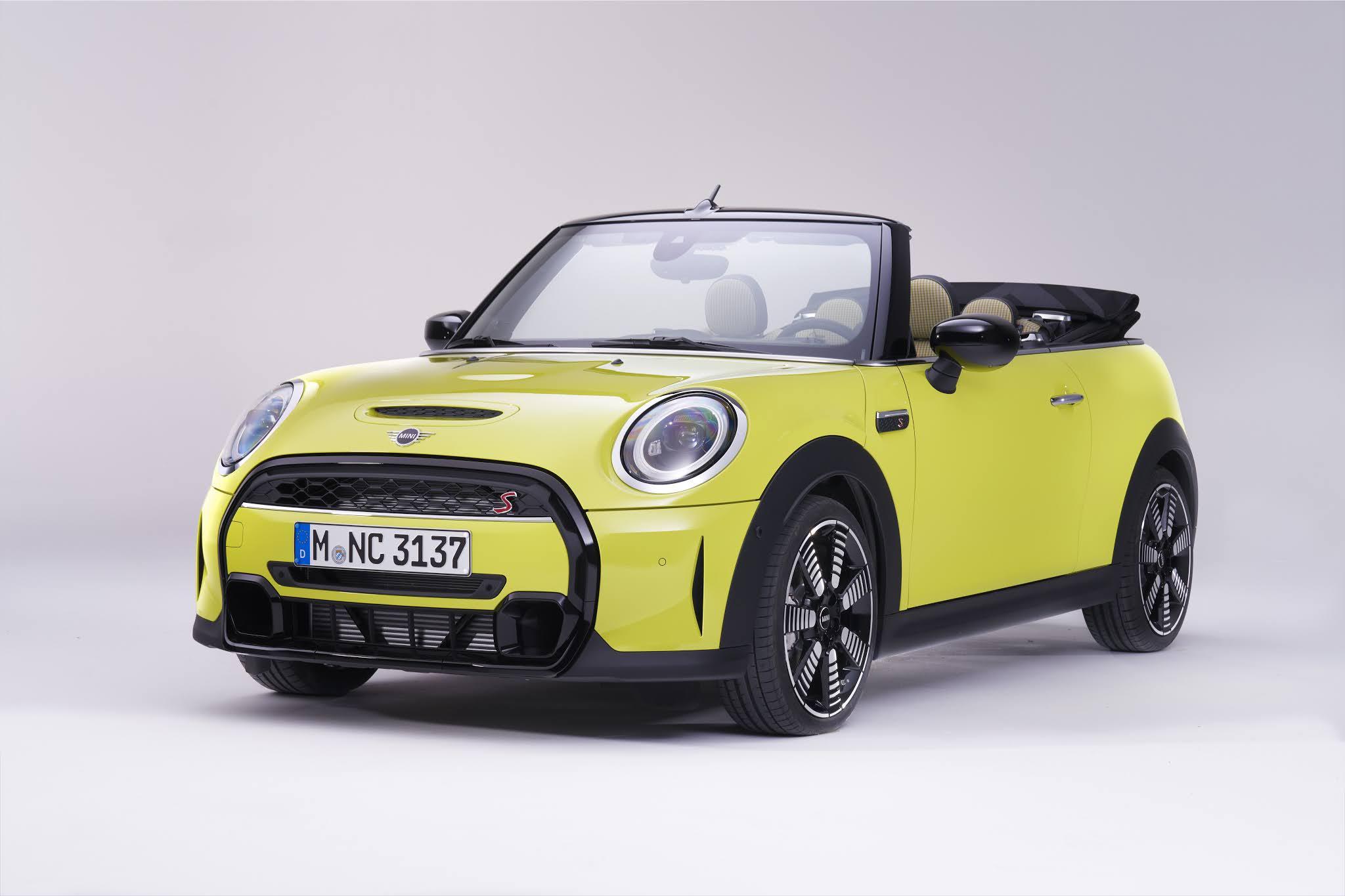 Mini leads small car premium segment with innovation
