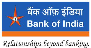 बैंक ऑफ़ इंडिया में विभिन्न पदों में भर्ती