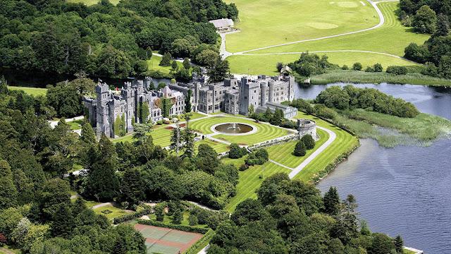 Castelo Ashford, Irlanda