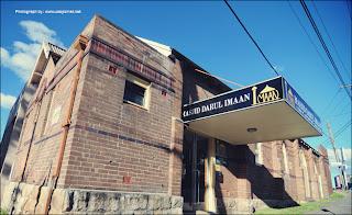 Pembangunan Masjid di Sydney Dapat Lampu Hijau