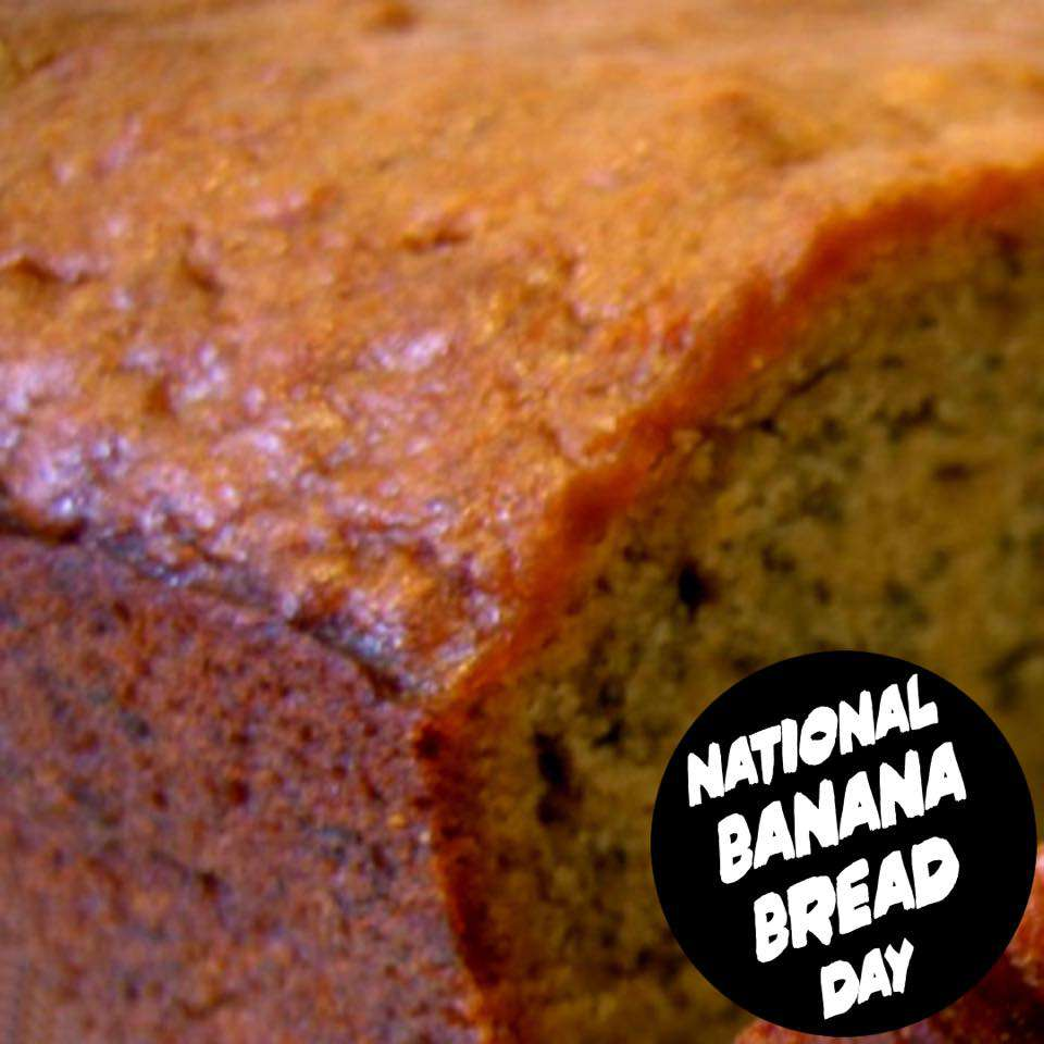 National Banana Bread Day Wishes pics free download