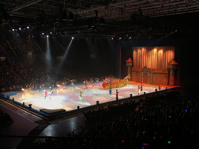 Disney on Ice - 100 Years of Magic 2019 - Mulan