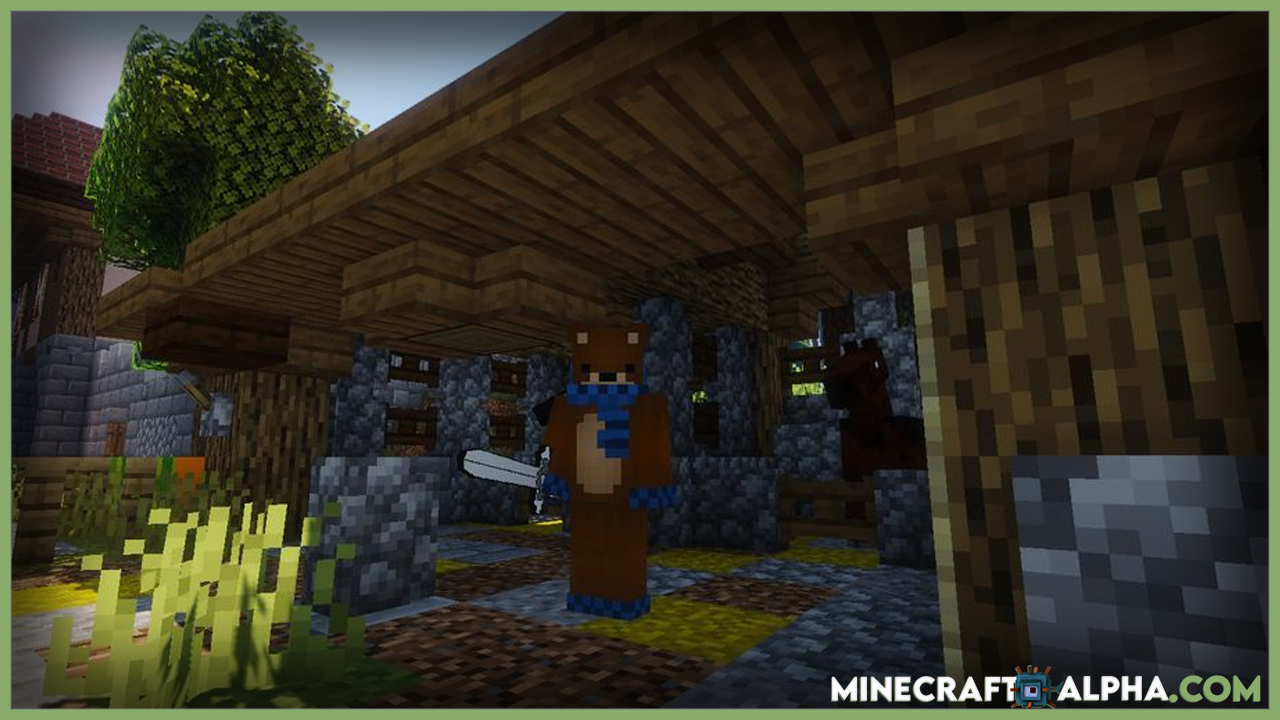 Light Resource Pack For 1.17.1/1.16.5