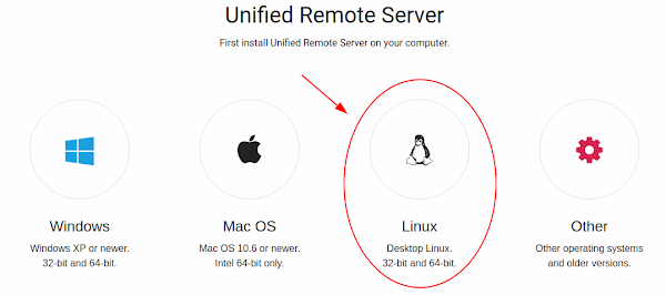 Unified Remote Linux