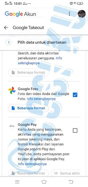 Cara Mudah Download Semua Foto & Video Yang Telah di Upload Ke Google Photos