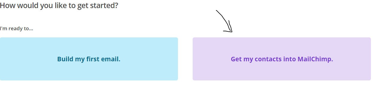 How To Make Mailchimp Import Csv Template Ship Me This - Mailchimp import template