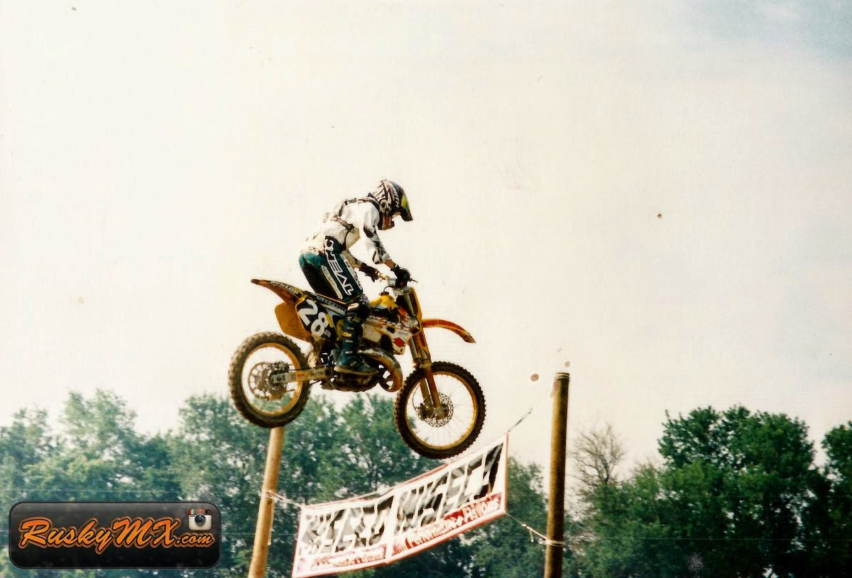 Brian Deegan Steel City 1997